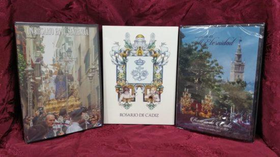 dvd rosario de cadiz